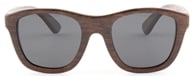 Wear Panda - Victoria Handcrafted Bamboo Sunglasses Brown - $120