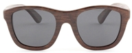 Wear Panda - Victoria Handcrafted Bamboo Sunglasses Brown, from category: Health Aids