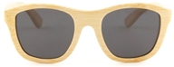 Wear Panda - Victoria Handcrafted Bamboo Sunglasses Natural (610079383869)
