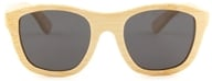Image of Wear Panda - Victoria Handcrafted Bamboo Sunglasses Natural