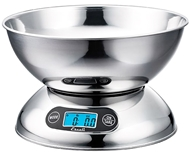 Escali - Rondo Bowl Digital Scale R115 Stainless Steel, from category: Housewares & Cleaning Aids