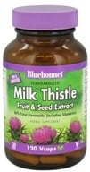 Bluebonnet Nutrition - Standardized Milk Thistle Fruit & Seed Extract 175 mg. - 120 Vegetarian Capsules by Bluebonnet Nutrition