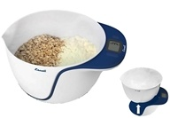Image of Escali - Taso Mixing Bowl Digital Scale MB115BU Blueberry