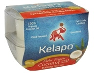 Kelapo - Extra Virgin Coconut Oil Baking Sticks - 8 oz. by Kelapo