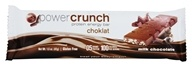 BioNutritional Research Group - Power Crunch Protein Energy Choklat Bar Milk Chocolate - 1.5 oz., from category: Nutritional Bars
