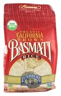 Image of Lundberg - Organic California Brown Basmati Rice - 32 oz.