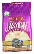 Image of Lundberg - Organic California White Jasmine Rice - 32 oz.