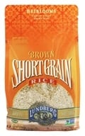 Image of Lundberg - Short Grain Brown Rice - 32 oz.