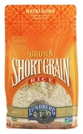 Lundberg - Short Grain Brown Rice - 32 oz. (073416197619)