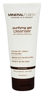 Mineral Fusion - Facial Cleanser Purifying Gel - 7 oz.