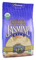Image of Lundberg - Organic California Brown Jasmine Rice - 32 oz.