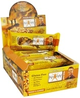 NOW - No Opportunity Wasted Trail Bar Peanut & Almond - 1.43 oz. by NOW