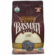 Lundberg - Organic California White Basmati Rice - 32 oz. (073416402041)