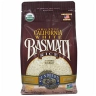 Lundberg - Organic California White Basmati Rice - 32 oz., from category: Health Foods