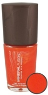 Mineral Fusion - Nail Polish Radiant Amber - 0.33 oz. CLEARANCE PRICED - $4.44