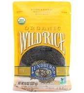 Image of Lundberg - Organic Wild Rice - 8 oz.
