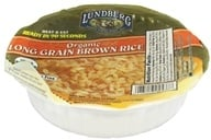 Lundberg - Organic Long Grain Brown Rice Bowl - 7.4 oz.