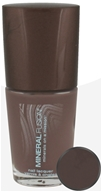 Mineral Fusion - Nail Polish Mocha Stone - 0.33 oz. CLEARANCE PRICED - $4.44