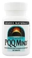 Image of Source Naturals - PQQ Mind - 30 Tablets