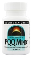 Source Naturals - PQQ Mind - 30 Tablets - $17.79