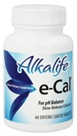 Alkalife - e-Cal - 60 Tablet(s) by Alkalife