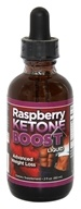 Gold Star Nutrition - Raspberry Ketone Boost Liquid 160 mg. - 2 oz.