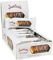 Justin's Nut Butter - Milk Chocolate Candy Bar Almond - 2 oz., from category: Health Foods