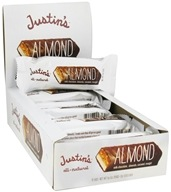 Justin's Nut Butter - Milk Chocolate Candy Bar Almond - 2 oz. by Justin's Nut Butter