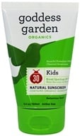 Goddess Garden - Sunny Kids Natural Sunscreen 30 SPF - 3.4 oz. (898062001390)