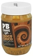 PB Crave - Peanut Butter Choco Choco - 16 oz. by PB Crave
