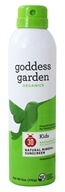 Goddess Garden - Sunny Kids Natural Sunscreen Continuous Spray 30 SPF - 6 oz. - $19.79