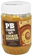 PB Crave - Peanut Butter Cookie Nookie - 16 oz. by PB Crave