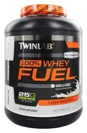 Twinlab - 100% Whey Fuel Vanilla Rush - 5 lbs., from category: Sports Nutrition