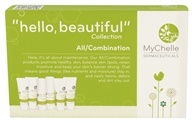 Image of MyChelle Dermaceuticals - Hello Beautiful Skin Care Trial Set Collection All/Combination
