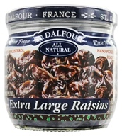 St. Dalfour - Super Plump Extra Large Raisins - 7 oz., from category: Health Foods