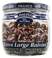 Image of St. Dalfour - Super Plump Extra Large Raisins - 7 oz.