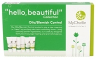 Image of MyChelle Dermaceuticals - Hello Beautiful Trial Set Collection Oily/Blemish Control