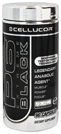 Cellucor - P6 Extreme Black Legendary Anabolic Agent - 90 Capsules by Cellucor