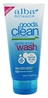 Image of Alba Botanica - Good & Clean Gentle Acne Wash - 6 oz.