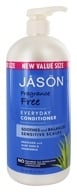 Jason Natural Products - Conditioner Every Day Fragrance Free - 32 oz. - $8.98