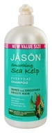 Image of Jason Natural Products - Shampoo Every Day Smoothing Sea Kelp - 32 oz.