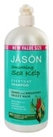Jason Natural Products - Shampoo Every Day Smoothing Sea Kelp - 32 oz., from category: Personal Care
