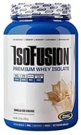 Gaspari Nutrition - IsoFusion Premium Whey Isolate Vanilla Ice Cream - 1.6 lbs., from category: Sports Nutrition