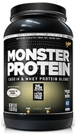 Cytosport - Monster Protein Casein & Whey Blend Cookies 'N Cream - 2 lbs.