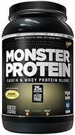Cytosport - Monster Protein Casein & Whey Blend Banana - 2 lbs.
