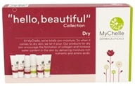 Image of MyChelle Dermaceuticals - Hello Beautiful Trial Set Collection Dry