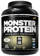 Cytosport - Monster Protein Casein & Whey Blend Vanilla - 4 lbs. by Cytosport
