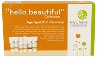 Image of MyChelle Dermaceuticals - Hello Beautiful Trial Set Collection Age Spot/UV Recovery