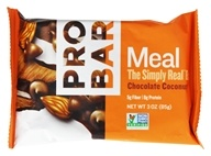 Pro Bar - Whole Food Meal Bar Chocolate Coconut - 3 oz., from category: Nutritional Bars
