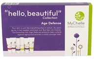 Image of MyChelle Dermaceuticals - Hello Beautiful Trial Set Collection Age Defense